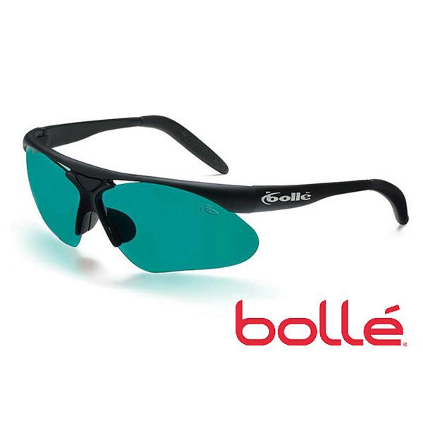 【テニス アクセサリ・小物 bolle】 PAROLE(パローレ)/マットブラック/コンペティビジョン+TNSガン(0754201500)