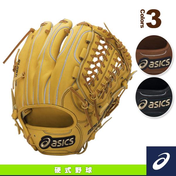 【野球 グローブ アシックス】ゴールドステージ GLORIOUS/グロリアス/硬式用グラブ/内野手用(BGH6GT)
