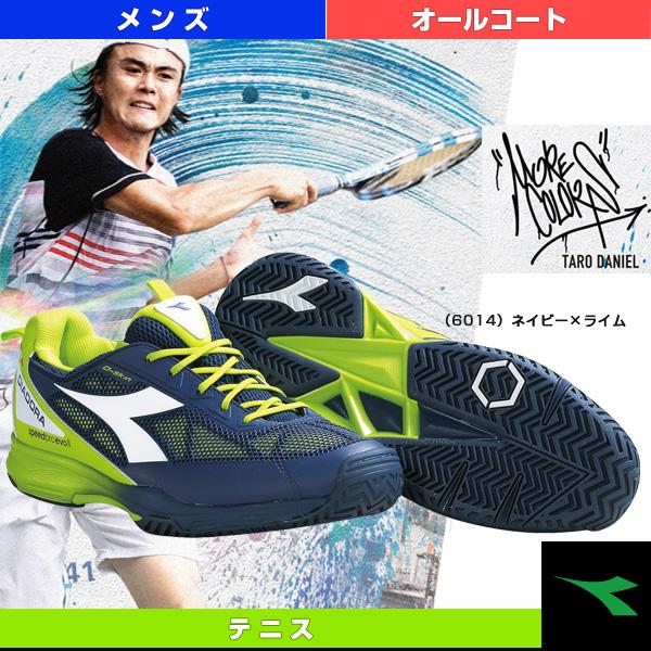 【テニス シューズ ディアドラ】スピードプロ エヴォ 2 AG/SPEEDPRO EVO 2 AG/メンズ(170128)