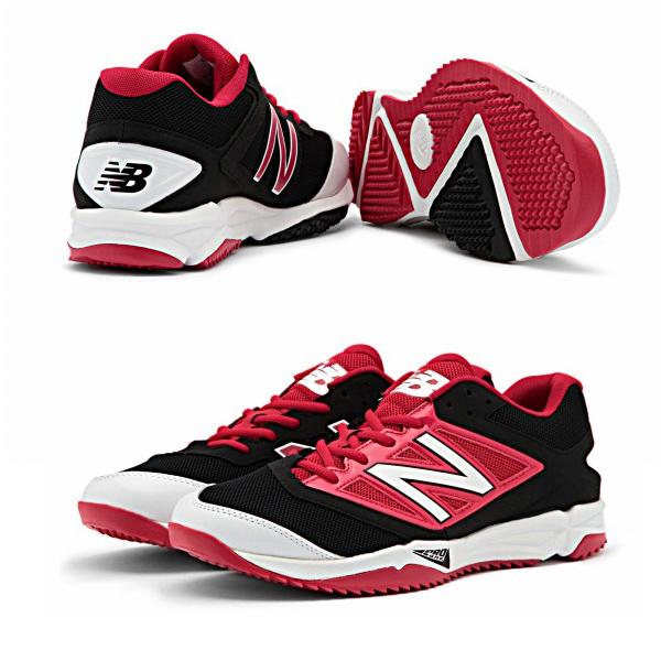 [新平衡棒球鞋]T4040/D(稍稍细)/草皮型号/人(T4040BR3)