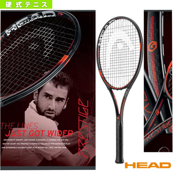 【テニス ラケット ヘッド】 Graphene XT Prestige Pro/グラフィンXT プレステージ プロ(230406)