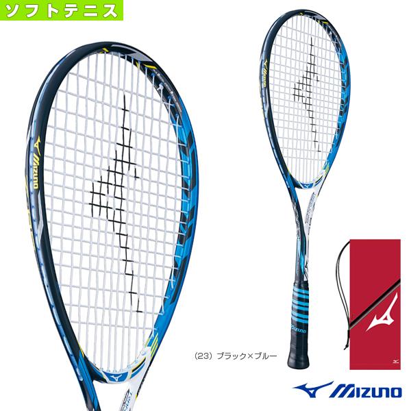 【ソフトテニス ラケット ミズノ】ジスト Z-05/XYST Z-05(63JTN636)