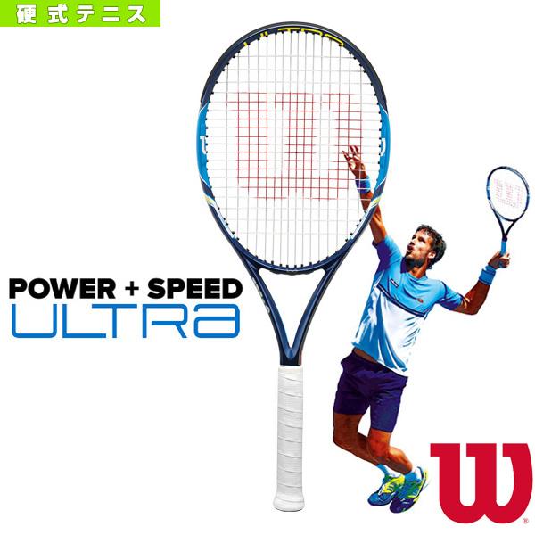 【テニス ラケット ウィルソン】ULTRA 100/ウルトラ 100(WRT729710)
