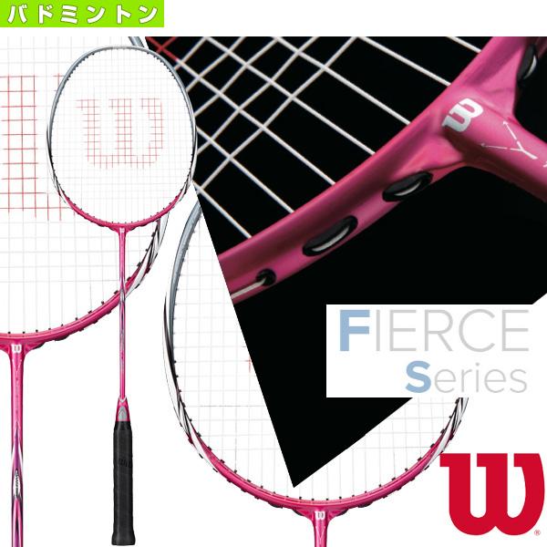 【バドミントン ラケット ウィルソン】 フィアース CX 5600/FIERCE CX 5600(WRT8694202)