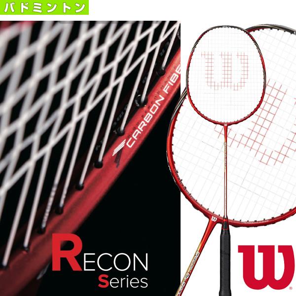 【バドミントン ラケット ウィルソン】 レコン PX 9900J/RECON PX 9900J(WRT8763202)