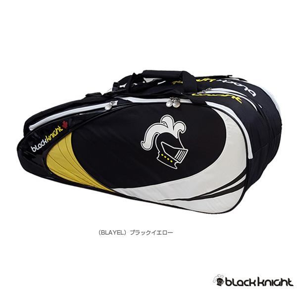 【バドミントン バッグ ブラックナイト】 ラケットバッグ/約8本収納可(BG639EX)