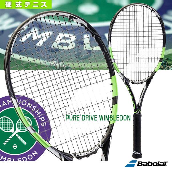 【テニス ラケット バボラ】 PURE DRIVE WIMBLEDON/ピュア ドライブ ウィンブルドン(BF101250)