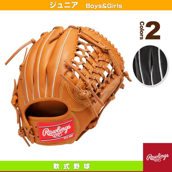 【軟式野球 グローブ ローリングス】ジュニア HOH/ジュニア軟式用/オールラウンド用(GJ6HH1103)