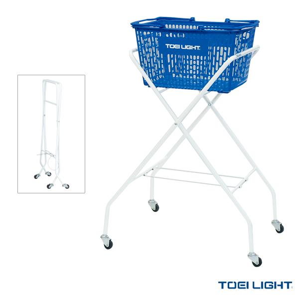 【オールスポーツ 設備・備品 TOEI(トーエイ)】 [送料別途]ハンディーボールカート3(B-2408)