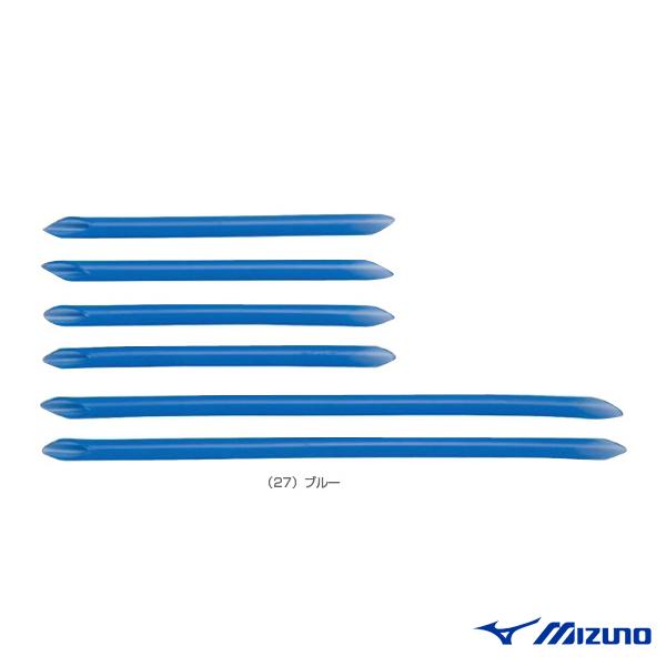 水泳 4年保証 アクセサリ 小物 ミズノ [ギフト/プレゼント/ご褒美] パドル替えゴム 051用 N3JU6500 6本セット ZP050