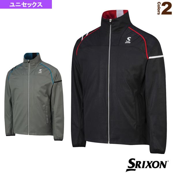 【テニス・バドミントン ウェア(メンズ/ユニ) スリクソン】 ボンディングジャケット/ユニセックス(SDF-5641)テニスウェア男性用