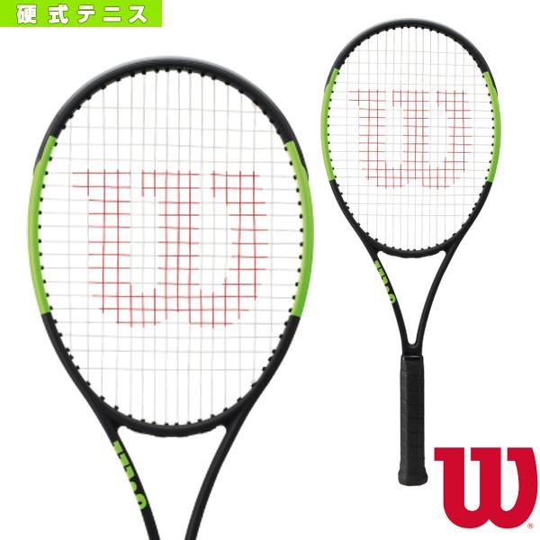 【テニス ラケット ウィルソン】 BLADE 98 (16×19) COUNTERVAIL/ブレイド 98 (16×19) カウンターヴェイル(WRT733510)硬式テニスラケット硬式ラケットブレード