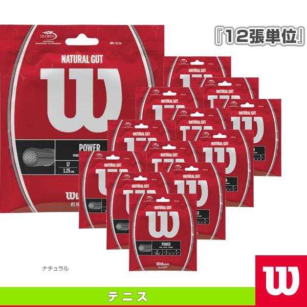 """12把学分""WILSON威尔逊/NATURAL GUT(WRZ999800/WRZ999900)"
