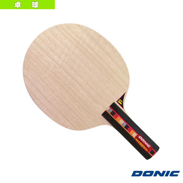 【卓球 ラケット DONIC】 ワルドナー センゾーカーボン/ストレート(BL013)