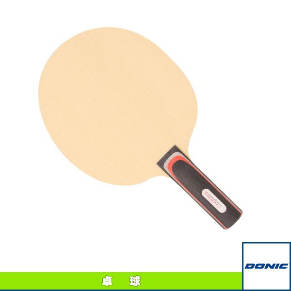 【卓球 ラケット DONIC】ワルドナー CFZ/ストレート(BL111)