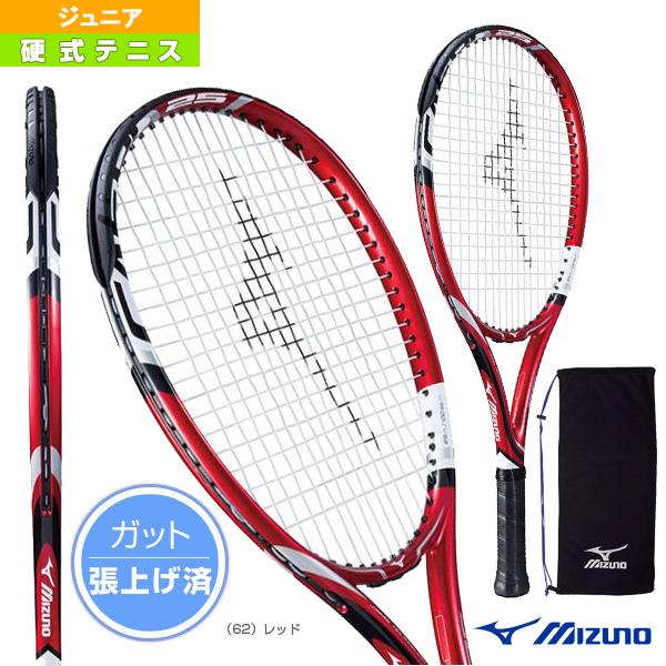 【テニス ジュニアグッズ ミズノ】 エフエアロ 25/Faero 25(63JTH708)ラケット