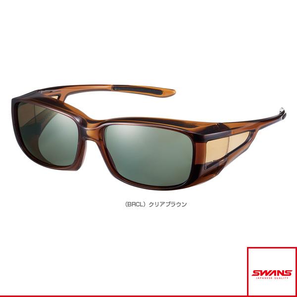 【オールスポーツ アクセサリ・小物 スワンズ】Over Glasses/フルリムタイプ/偏光レンズタイプ(OG4-0058 BRCL)