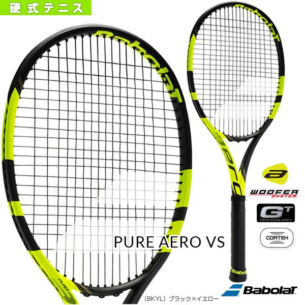 【テニス ラケット バボラ】PURE AERO VS/ピュア アエロ VS(BF101319)