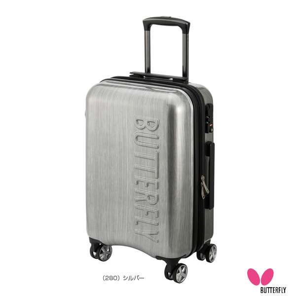【卓球 バッグ バタフライ】 メロワ・スーツケース(62790)