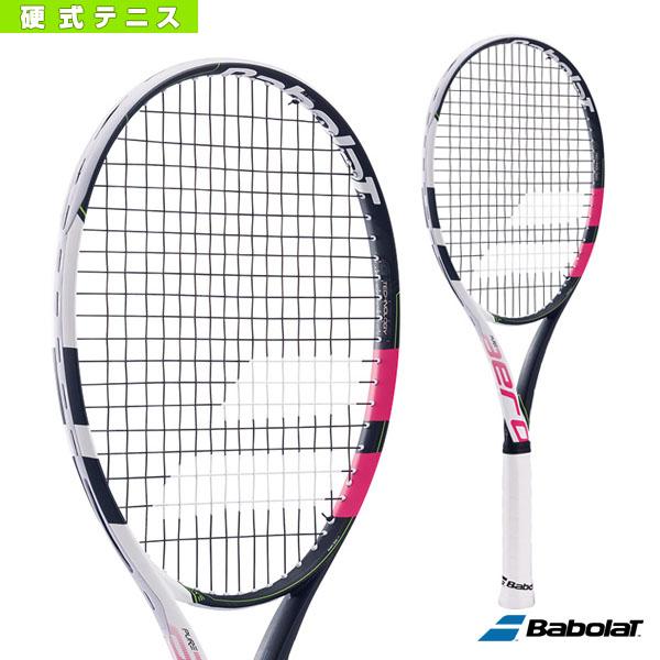 【テニス ラケット バボラ】 ピュア アエロ ライト ピンク/PURE AERO LITE PINK(BF101320)