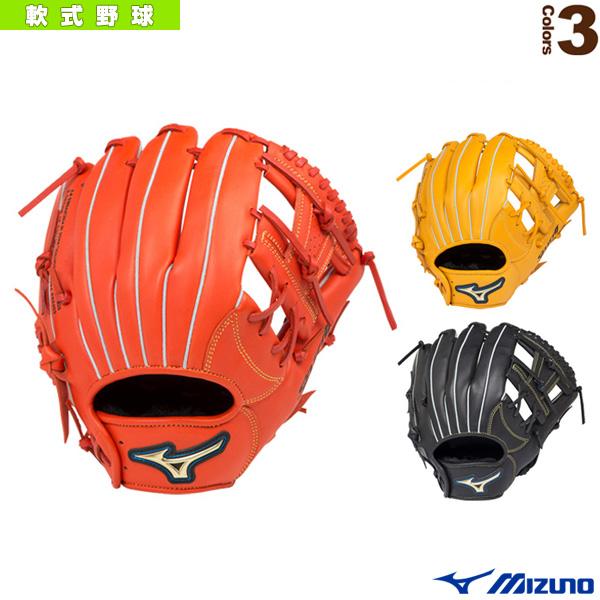 【軟式野球 グローブ ミズノ】セレクトナイン/軟式・内野手用グラブ(1AJGR16613)
