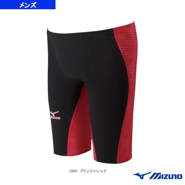 【水泳 ウェア(メンズ/ユニ) ミズノ】GX-SONIC 3 MR/ハーフスパッツ/メンズ(N2MB6002)