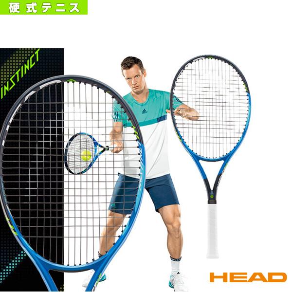 【テニス ラケット ヘッド】INSTINCT MP/インスティンクト エムピー(231907)