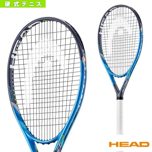 【テニス ラケット ヘッド】 INSTINCT PWR/インスティンクト パワー(232017)硬式テニスラケット硬式ラケット