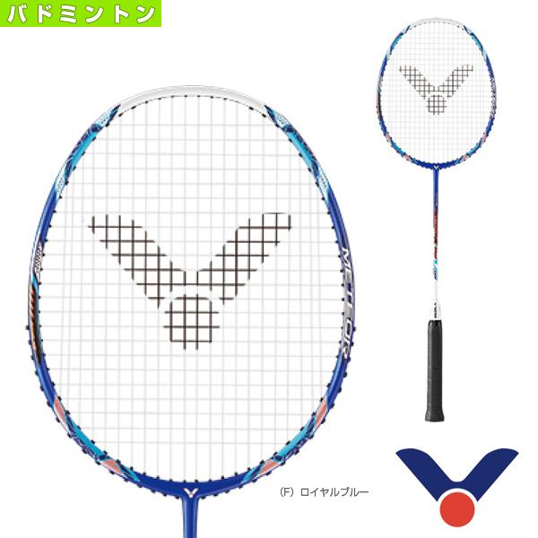 【バドミントン ラケット ヴィクター】メテオ X 6000/METEOR X 6000(MX-6000)
