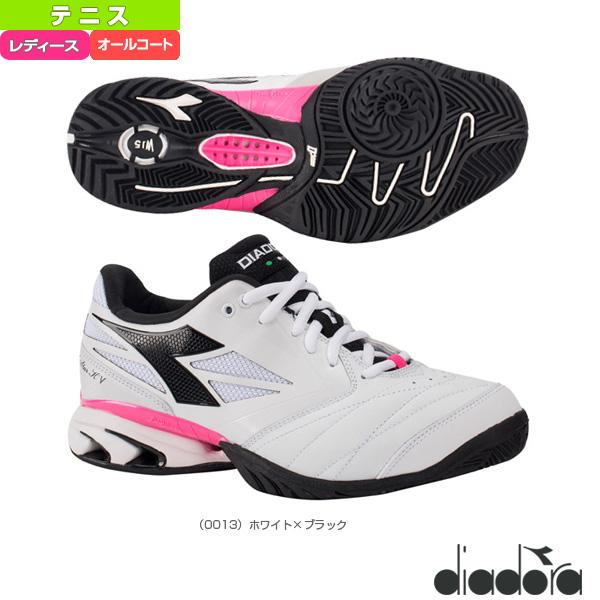 【テニス シューズ ディアドラ】 SPEED STAR K 5 W AG/スピードスター K 5 AG/レディース(171501)