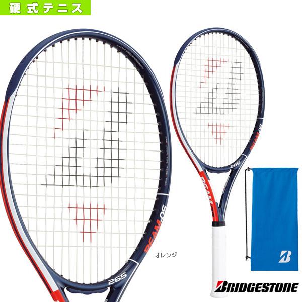 【テニス ラケット ブリヂストン】 BEAM-OS 265/ビーム オーエス 265(BRABM4)硬式テニスラケット硬式ラケット女性向き