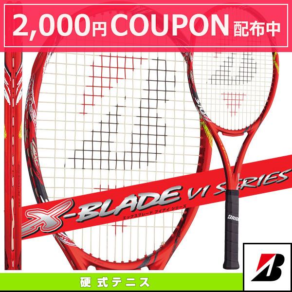 【テニス ラケット ブリヂストン】エックスブレード ブイアイ310/X-BLADE VI310(BRAV61)