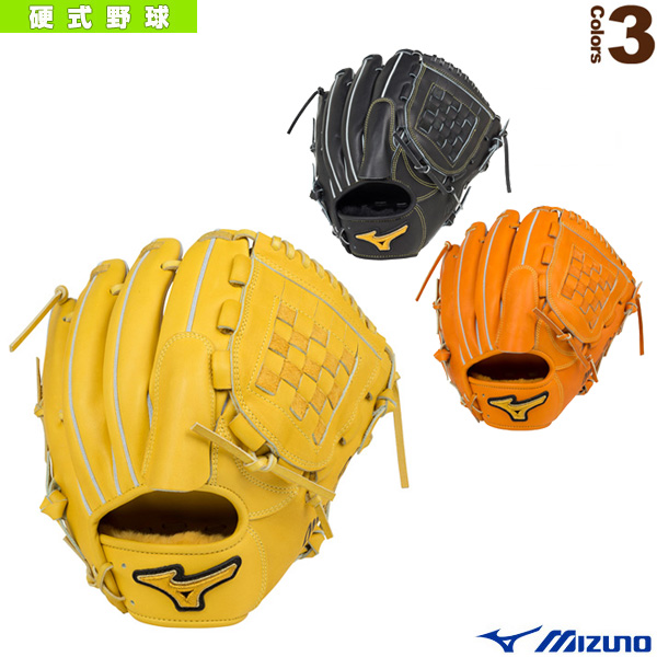 【野球 グローブ ミズノ】 ミズノプロ フィンガーコアテクノロジー/硬式・投手用グラブ/ヨコ型タイプ(1AJGH16001)