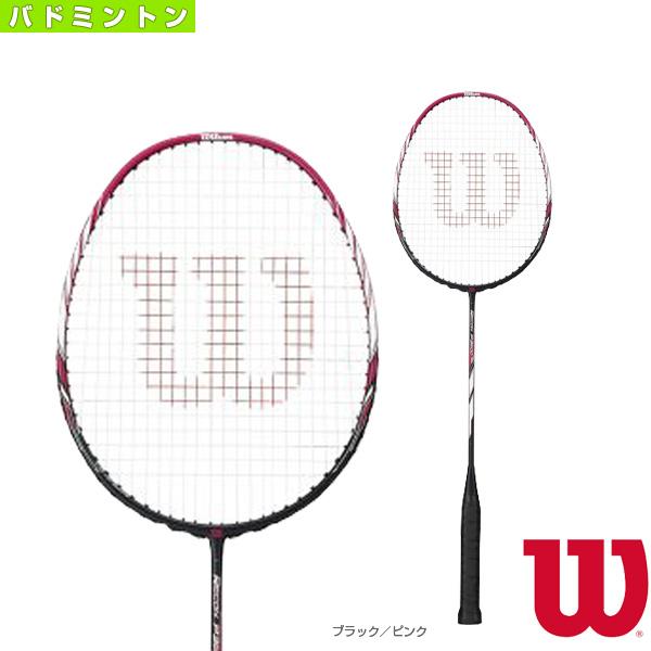 【バドミントン ラケット ウィルソン】 レコン PX 3600/RECON PX 3600(WRT8806202)