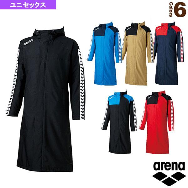 【オールスポーツ ウェア(メンズ/ユニ) アリーナ】ロングコート/ユニセックス(ARN-6330)