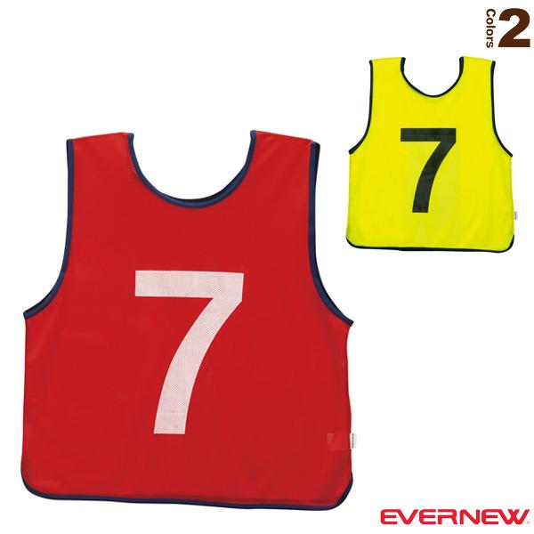 【オールスポーツ アクセサリ・小物 エバニュー】ビッグエコエムベスト 1-10/単色10枚組/ビッグサイズ(EKA941)