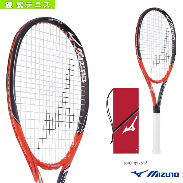 【テニス ラケット ミズノ】 エフツアー 270/F TOUR 270(63JTH773)硬式ラケット硬式テニスラケット