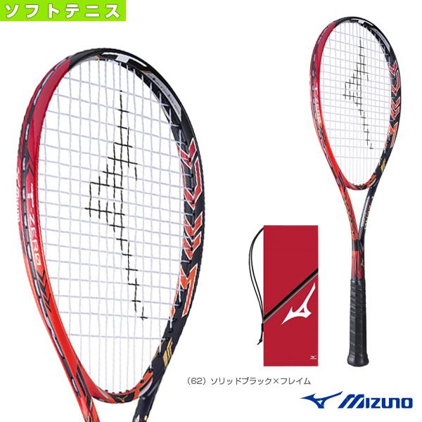 【ソフトテニス ラケット ミズノ】 ジスト ティーゼロ/XYST T-ZERO(63JTN731)軟式(前衛向き)
