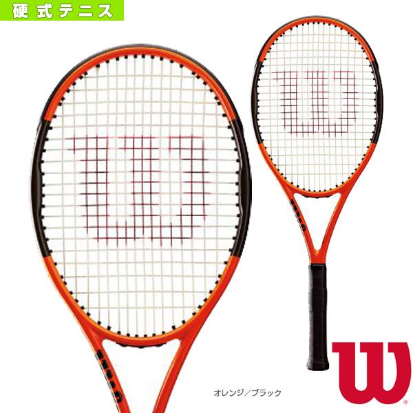 【テニス ラケット ウィルソン】 BURN 95J CV REVERSE/バーン95J カウンターヴェイル リバース(WRT73002)硬式テニスラケット硬式ラケット