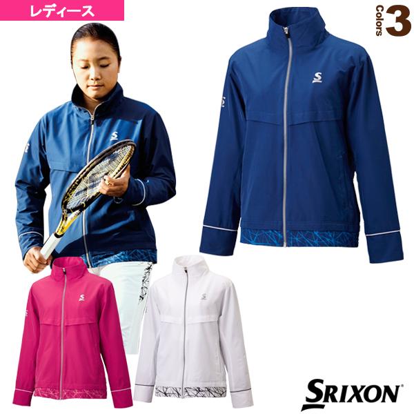 【テニス・バドミントン ウェア(レディース) スリクソン】 ヒートナビジャケット/レディース(SDW-4760W)テニスウェア女性用