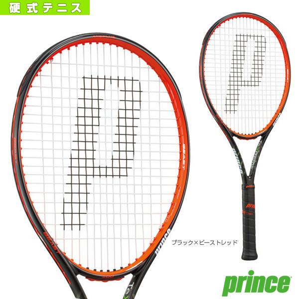 【テニス ラケット プリンス】 BEAST 100/ビースト 100/フレーム300g(7TJ061)硬式