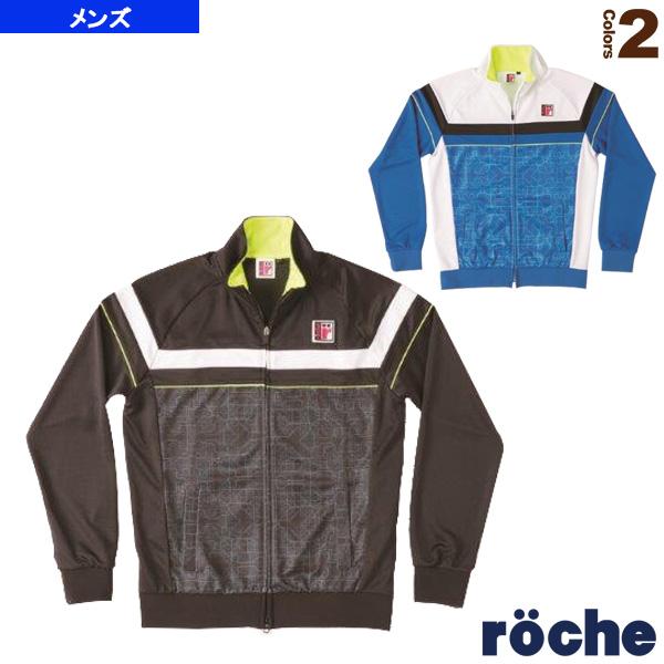 【テニス・バドミントン ウェア(メンズ/ユニ) ローチェ(roche)】トラックジャケット/メンズ(R7A07J)