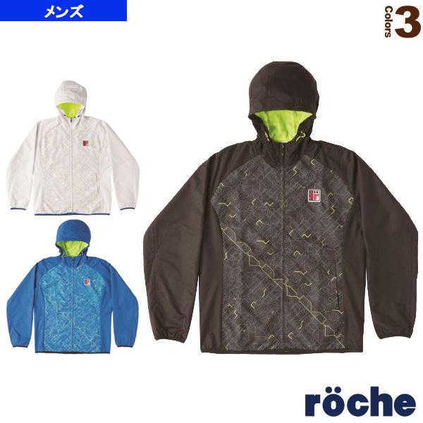 【テニス・バドミントン ウェア(メンズ/ユニ) ローチェ(roche)】フード付パーカー/メンズ(R7A09J)