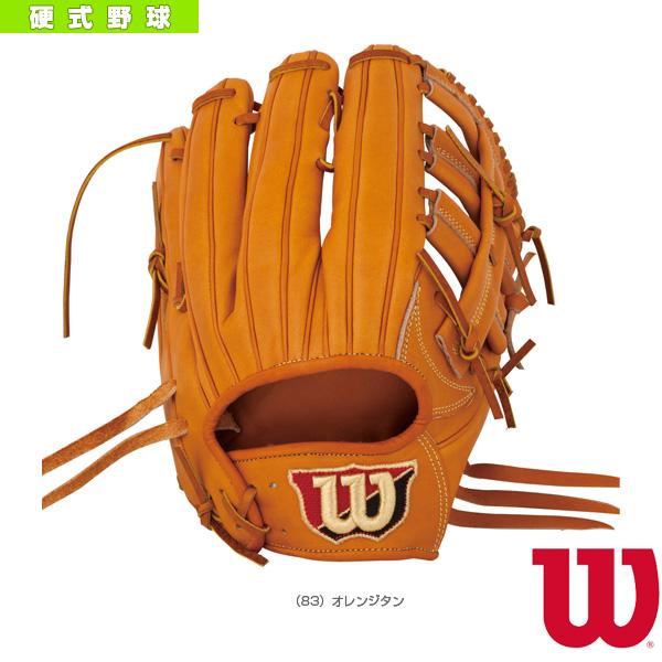 【野球 グローブ ウィルソン】Wilson Staff DUAL/硬式用グラブ/外野手用(WTAHWQD8D)