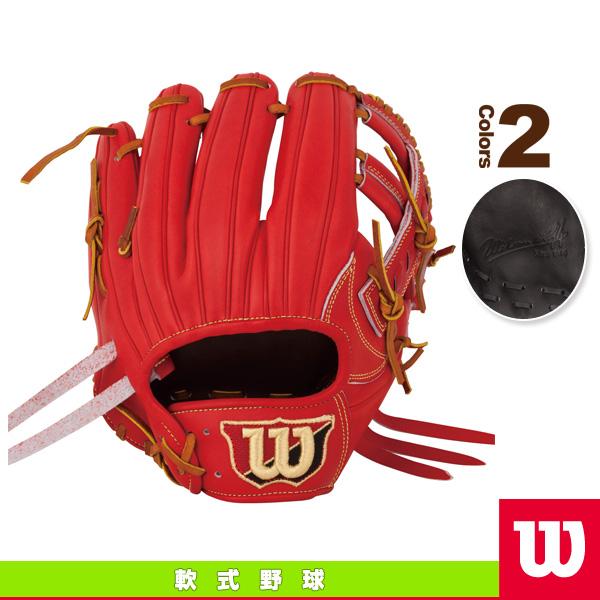 【軟式野球 グローブ ウィルソン】Willson Staff DUAL/軟式用グラブ/内野手用(WTARWRDKT)