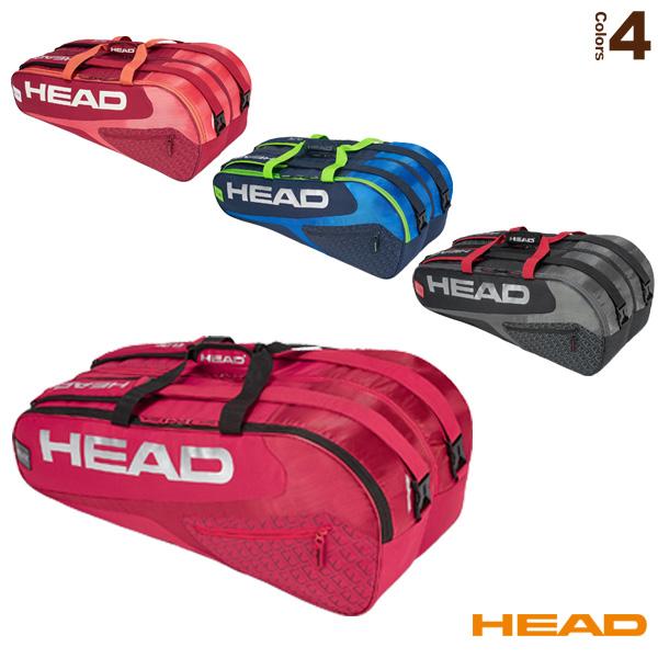 テニス 高級な バッグ ヘッド Elite 9R Supercombi 9本入れ 283438 エリート ラケットバッグ9本入 スーパーコンビ 高い素材
