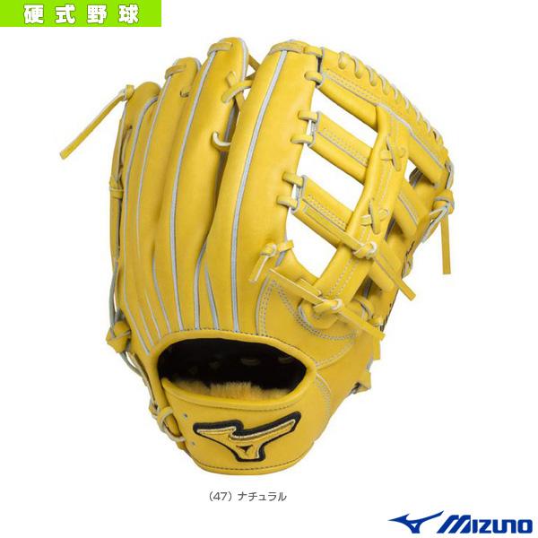 【野球 グローブ ミズノ】 ミズノプロ/MADE IN HAGA/硬式・外野手用グラブ(1AJGH79907)