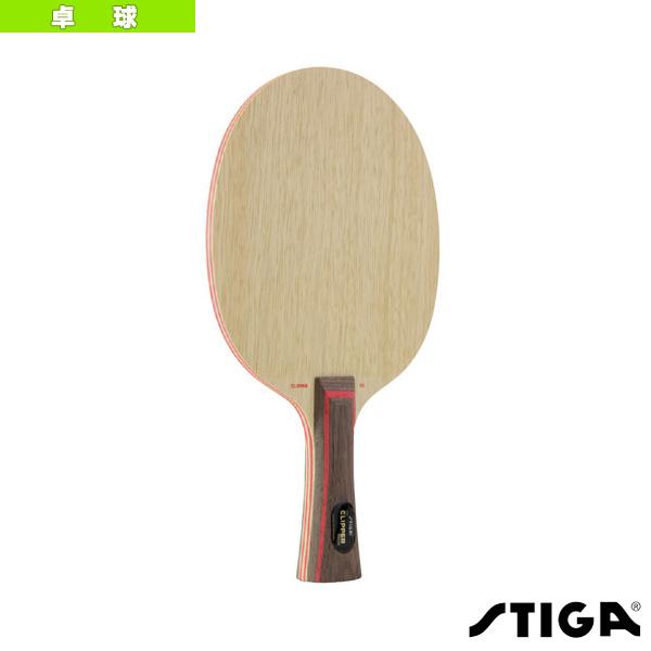 【卓球 ラケット スティガ】CLIPPER CC/クリッパー CC/STR(1021-37)