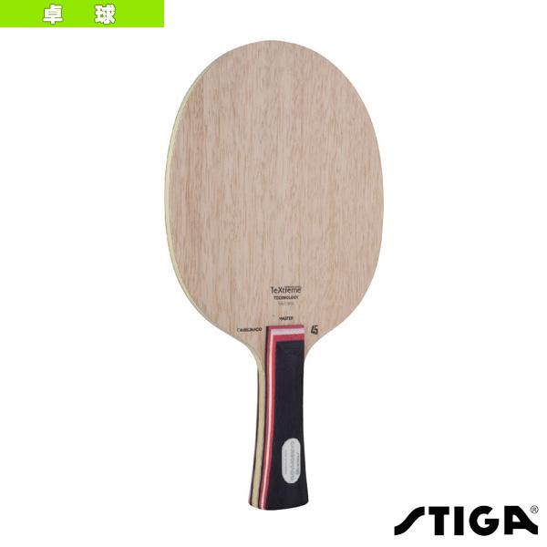 【卓球 ラケット スティガ】CAROBNADO 45/カーボネード 45/FLA(1062-35)