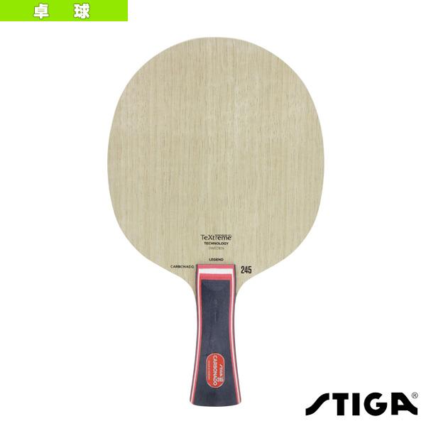 【卓球 ラケット スティガ】CARBONADO 245/カーボネード 245/LEG(1063-01)
